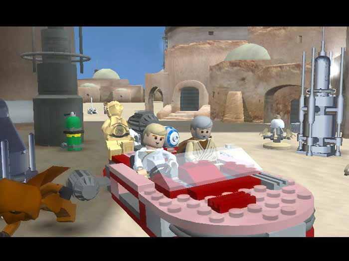 Lego Star Wars Ii The Original Trilogy Pobierz Szybki
