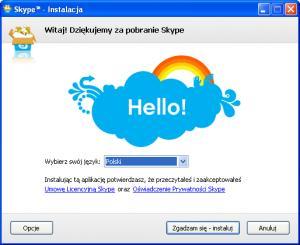 skype masz już najnowszy software pobierz darmowe download najnowszy